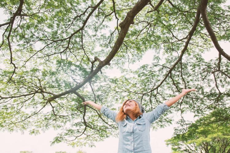 Respiration éco responsabilité écologie